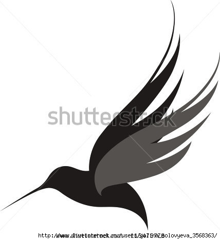 stock-vector-hummingbird-115475776 (428x470, 44Kb)