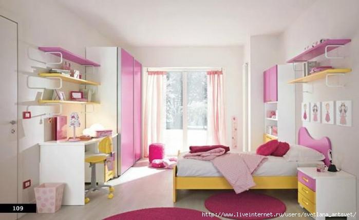Vintage girls bedroom set