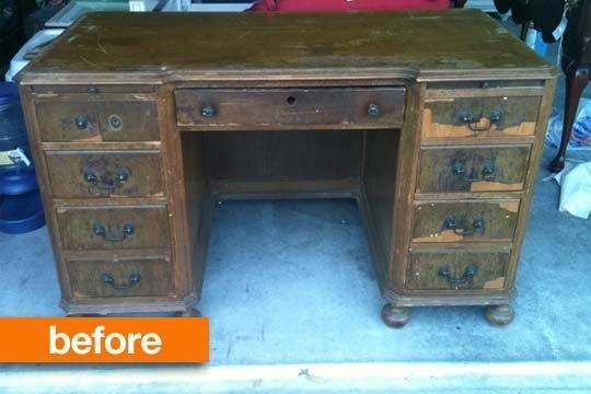 Ремонт и реставрация мебели. Фотографии ДО И ПОСЛЕ (19) (540x360, 93Kb)
