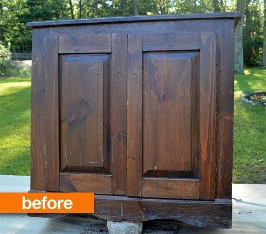 Ремонт и реставрация мебели. Фотографии ДО И ПОСЛЕ (77) (540x474, 145Kb)
