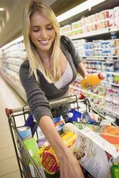 покупки в супермаркете (240x360, 18Kb)