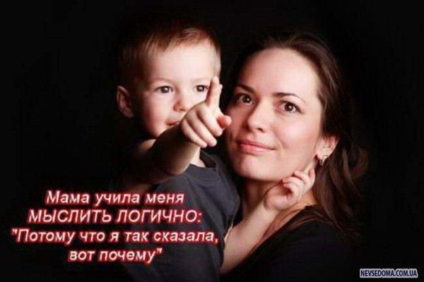 афоризмы, про маму любимую, чему нас научила мама,/4682845_image003 (600x400, 27Kb)