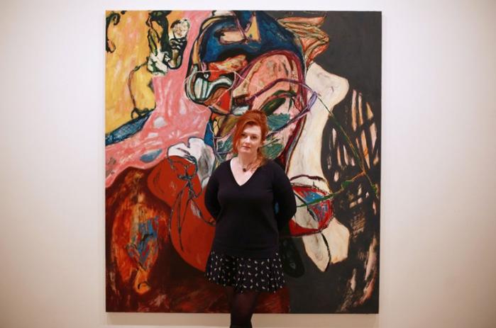 Современное искусство Англии в Саачи Галерее