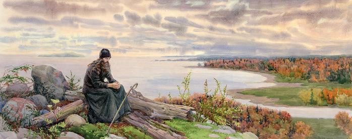 Иеромнах РОМАН картина (700x277, 106Kb)