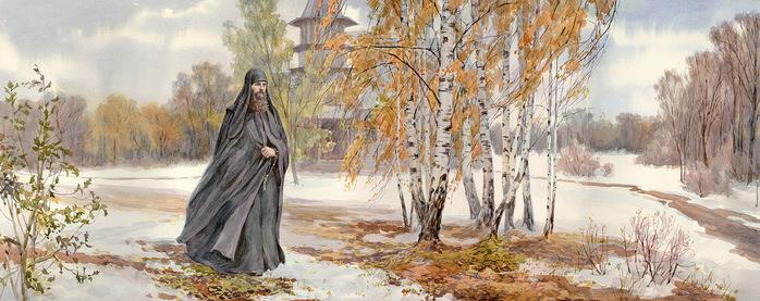 Иеромнах РОМАН картина 2 (700x277, 127Kb)