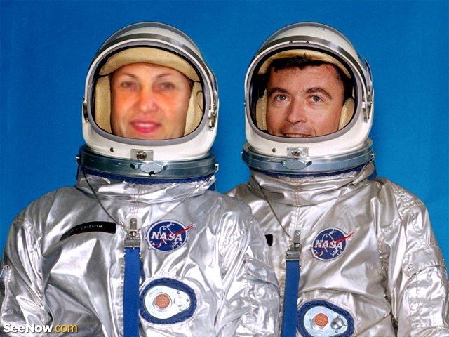 Космонавт (640x480, 77Kb)