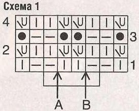 Pulover-s-obemnymi-uzorami-svyazannyj-spicamiSxema1 (274x219, 44Kb)