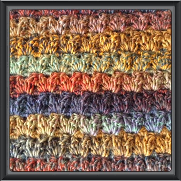 Барселона шарф