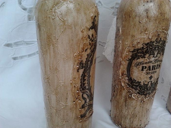 Винтажные винные бутылки (11) (700x525, 275Kb)
