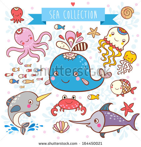 stock-vector-sea-animals-collection-164450021 (450x470, 84Kb)