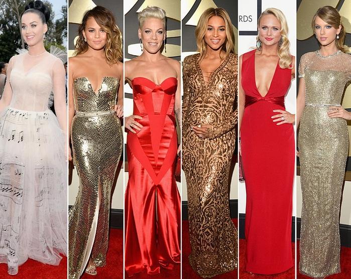 Celebrities-Grammys-Red-Carpet-2014 (700x556, 200Kb)