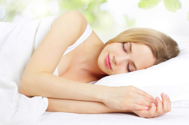 Уход за внешностью перед сном (623x414, 41Kb)