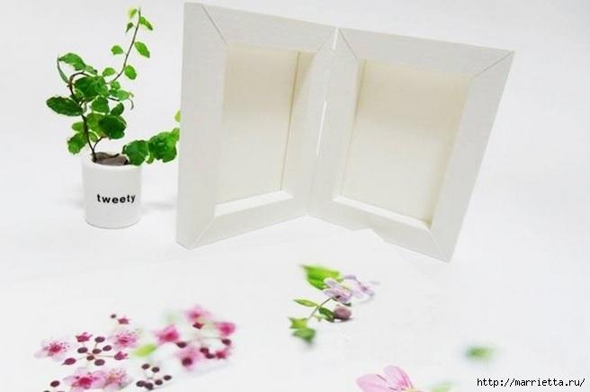 Рамочки из картона своими руками
