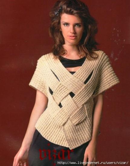 chaqueta cruzada patron crochet (430x546, 146Kb)