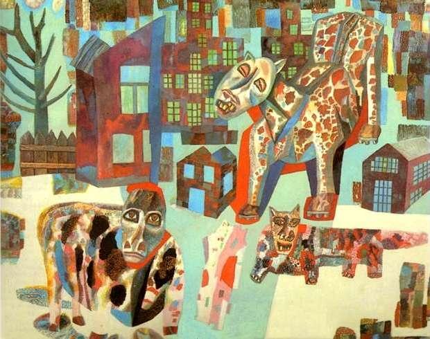 Животные 1925-26 (620x490, 53Kb)