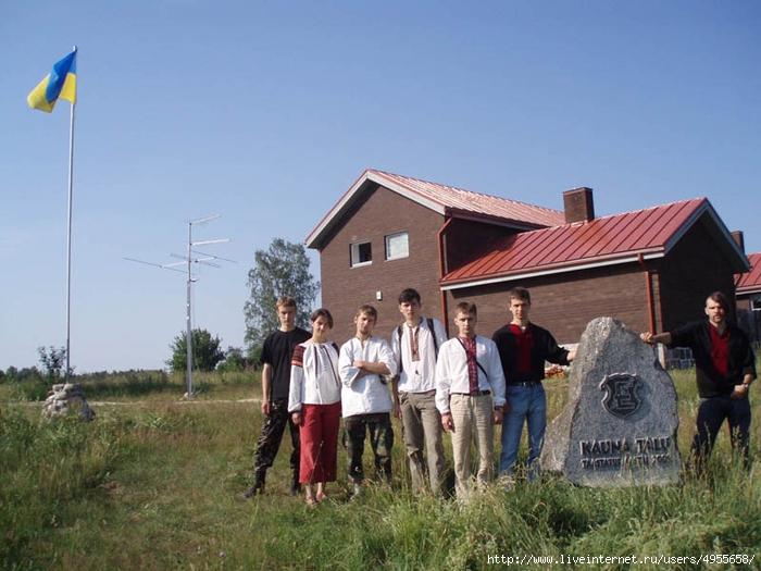 диверсанты - это не туристы и не фольклорный ансамбль, а будущие диверсанты (700x525, 254Kb)