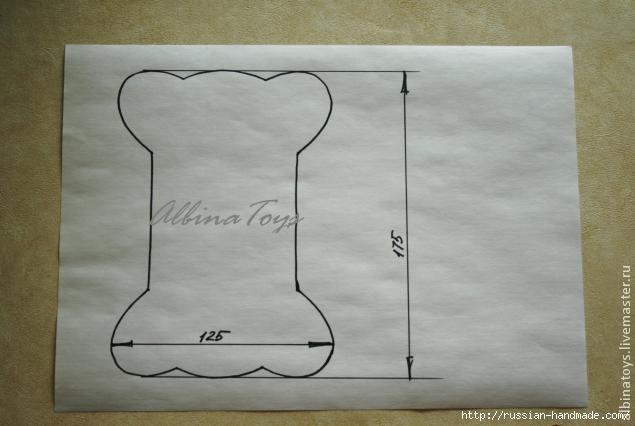 Из картона. Винтажные катушки для кружев (2) (635x426, 95Kb)