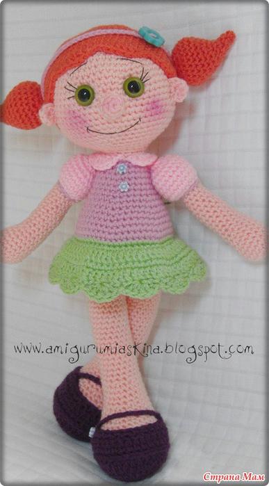 вязаная кукла (387x700, 279Kb)