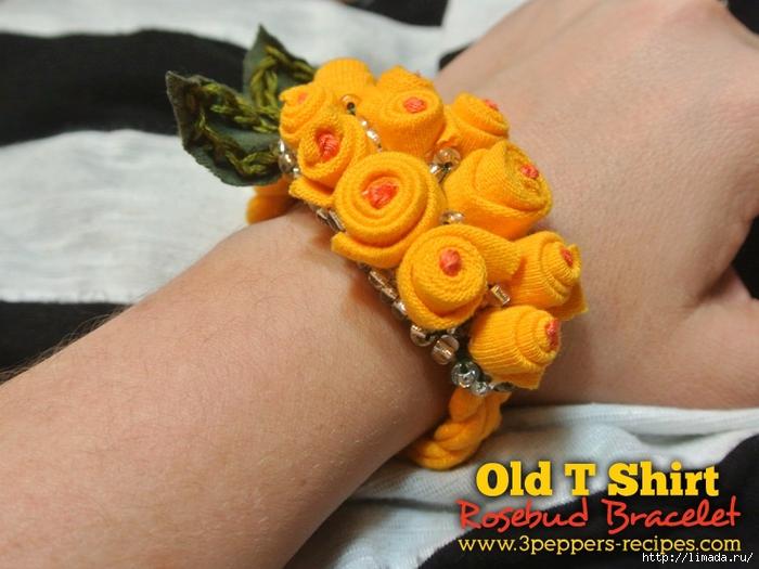 old-t-shirt-rosebud-bracelet (700x525, 265Kb)