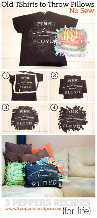 old-tshirt-throw-pillows (311x700, 176Kb)