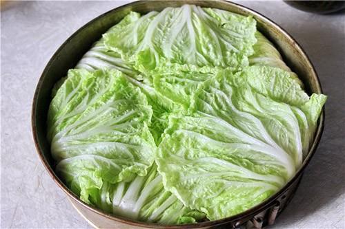ленивые голубцы с пекинской капустой рецепт с фото