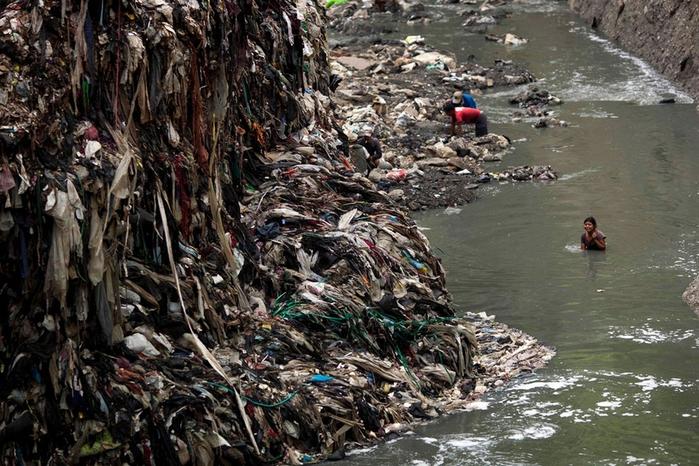 мусорная свалка в гватемале фото 6 (700x466, 435Kb)