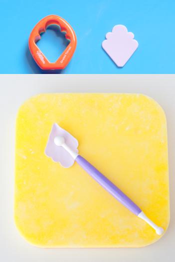 Orquídea de masilla de azúcar para pastel de chocolate con crema de coco (1) (351x524, 277KB)