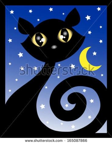 stock-vector-black-cat-165087866 (368x470, 68Kb)
