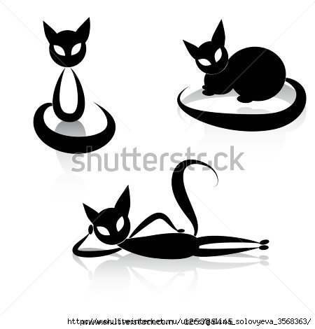 stock-vector-black-cat-icon-silhouette-collection-vector-animal-set-sketch-kitty-logo-isolated-on-white-125383445 (450x470, 56Kb)