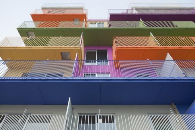 разноцветный дом фото 1 (680x453, 194Kb)