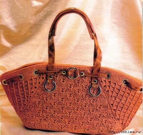 вязание сумка (500x473, 162Kb)