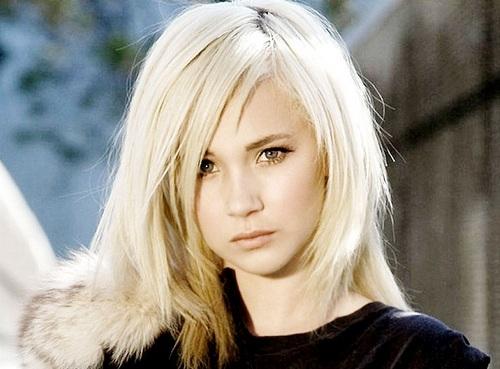 молодые блондинки россии фото