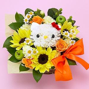 Кошечки из гвоздик. Замечательная идея букета ко Дню Святого Валентина (3) (300x300, 77Kb)