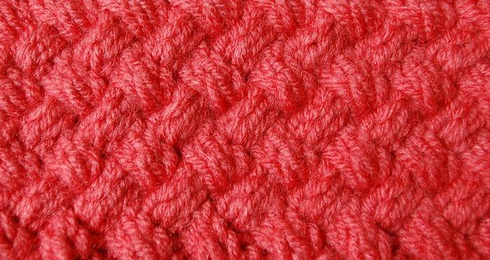 Узоры спицами на толстую пряжу для вязания 42