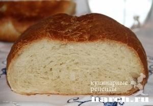 яблочный хлеб в разрезе