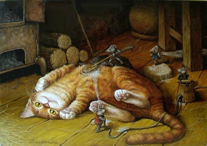 художник Александр Маскаев картины 6 (699x492, 203Kb)