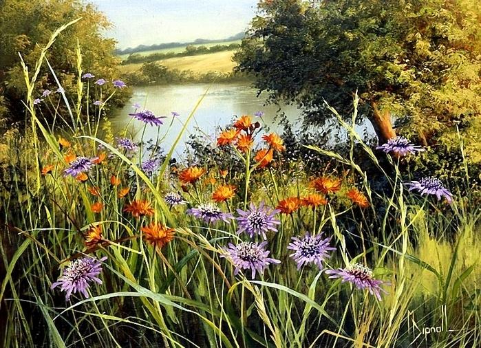 По велению души луговые цветы мэри