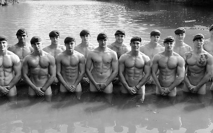 Фото голых американских морпехов