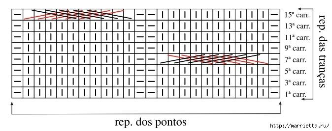 Свитерок спицами для малыша до 6 лет (3) (674x267, 113Kb)