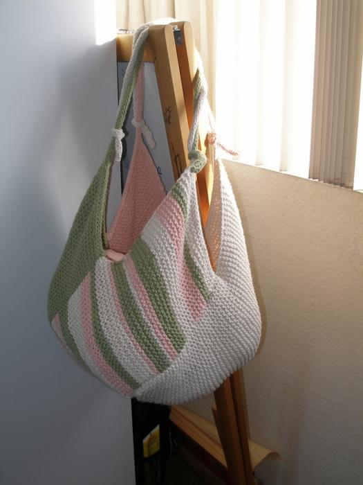 最简易的编织手袋 - maomao - 我随心动