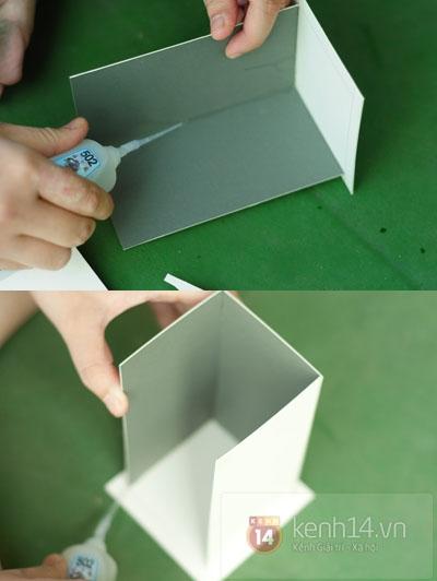 Cartón.  Casa en bolsas de té.  Master Class (2) (400x532, 95Kb)