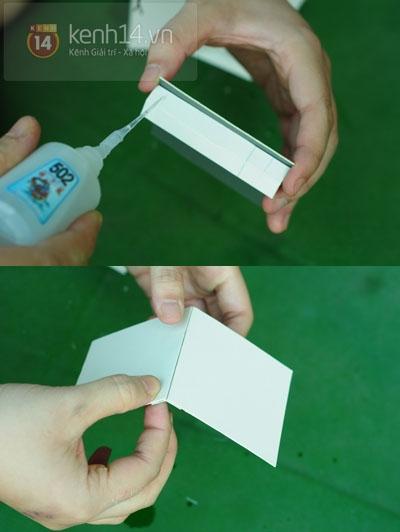 Cartón.  Casa en bolsas de té.  Master Class (4) (400x532, 100Kb)