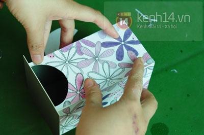 Cartón.  Casa en bolsas de té.  Master Class (8) (400x266, 79Kb)