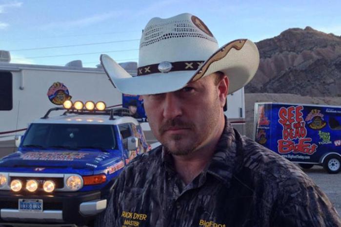 Техасский охотник застрелил второго снежного человека
