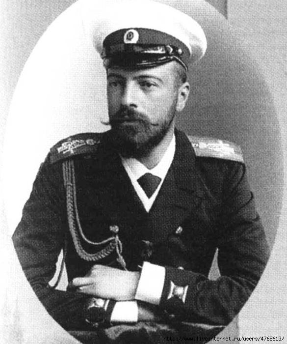Августейший шеф Русской авиации и воздухоплавания M (585x700, 219Kb)