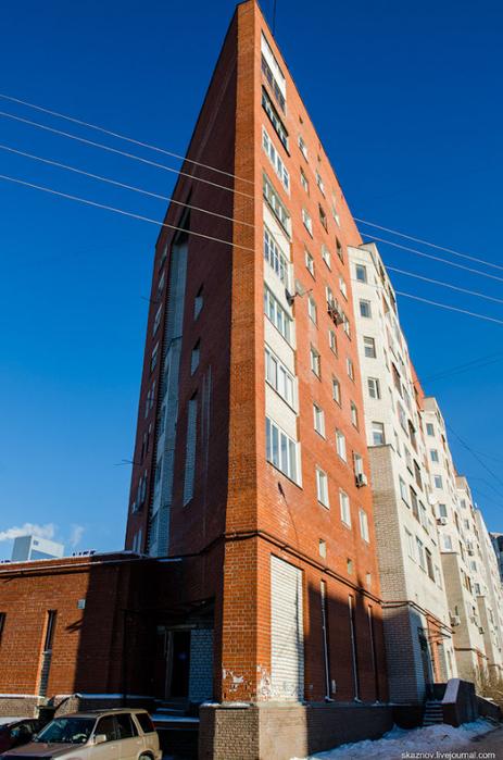 узкий дом в нижнем новгороде фото 5 (463x700, 375Kb)