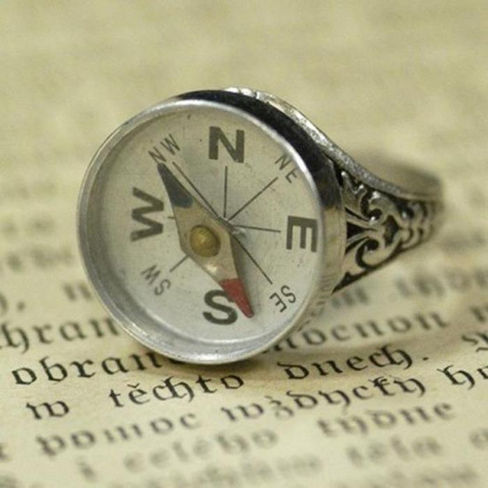 Самые креативные кольца и перстни для мужчин
