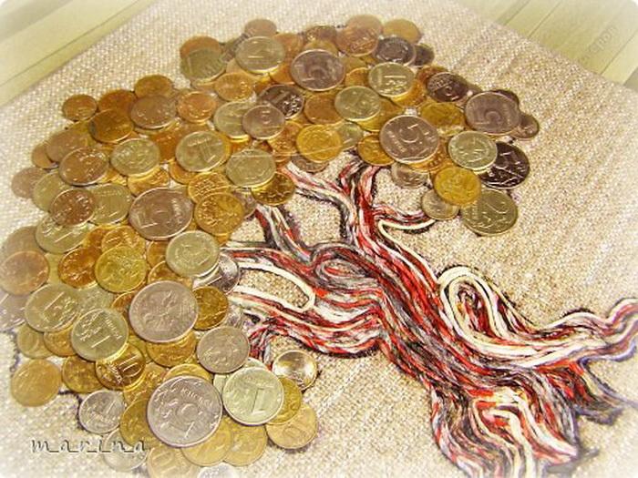 Своими руками денежное дерево мастер класс