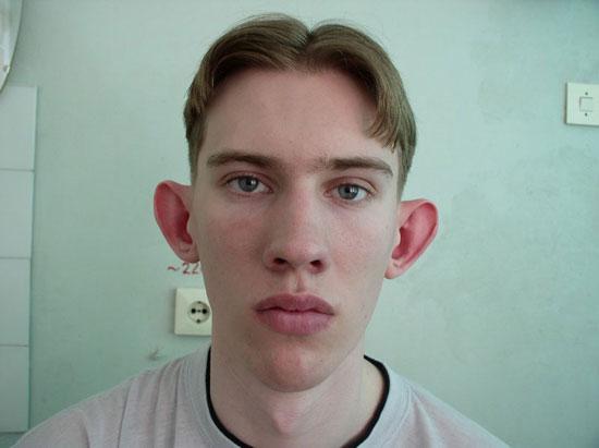 Мужские стрижки когда большие уши