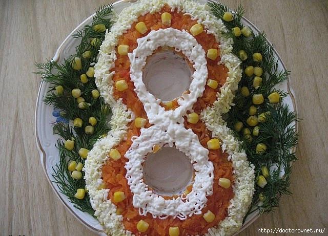 салат 8 марта с горошком (640x461, 181Kb)